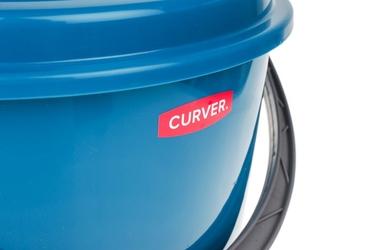 Curver wiadro 12 l zp turkusowe