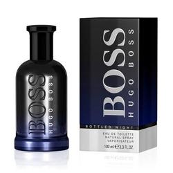 Hugo boss no.6 bottled night perfumy męskie - woda toaletowa 50ml - 50ml