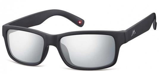 Okulary klasyczne montana ms27 czarne lustrzanki