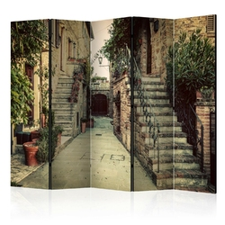 Parawan 5-częściowy - toskańskie wspomnienia ii parawan
