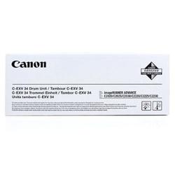 Bęben oryginalny canon c-exv 34 m 3788b003 purpurowy - darmowa dostawa w 24h