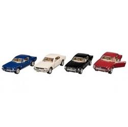 Metalowy model ford mustang 1964 12
