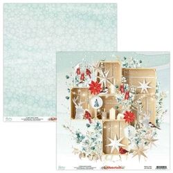Papier 30x30 cm winterland 04 - 04