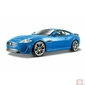 Bburago 1:24 jaguar xkr-s blue 8674 nn