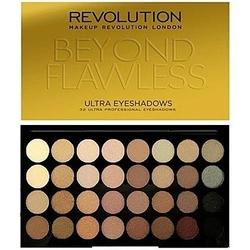 Makeup revolution 32 ultra eyeshadows beyond flawless, paleta w odcieniach nude