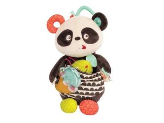 Pluszowy miś zabawka sensoryczna party panda