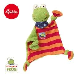 Sigikid przytulaczek - komforter żaba folunder
