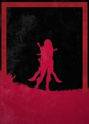 League of legends - katarina - plakat wymiar do wyboru: 40x50 cm