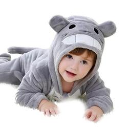 Piżama onesie kigurumi dla dzieci totoro