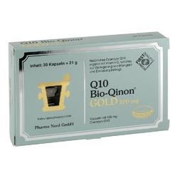 Q10 bio-qinon gold 100 mg kapsułki