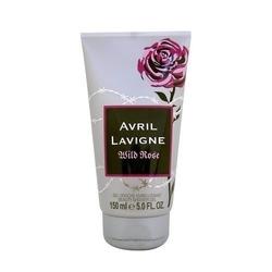Avril lavigne wild rose perfumy damskie - żel pod prysznic 150ml