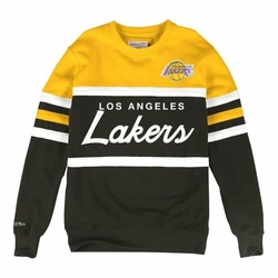 Bluza Mitchell  Ness NBA Los Angeles Lakers Head Coach - Los Angeles Lakers