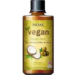 Inoar vegan szampon wegański idealny do włosów po zabiegach 250ml