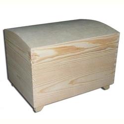 Pojemnik drewniany duży 35x25x24 cm