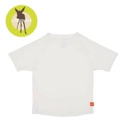 Koszulka z krótkim rękawem splashfun uv 50+ - white 12mc
