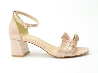 Sandały uncome 28121 orion rosa  jasno różowy