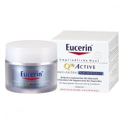 Eucerin q10 active regenerujący krem pzmarszczkowy na noc