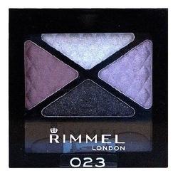 Rimmel london glam eyes quad eye shadow 023 beauty spells - cień do powiek 4,2g - 023 beauty spells