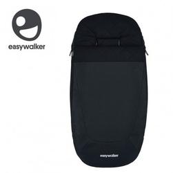 Easywalker harvey² premium śpiworek do wózka na zimę onyx black