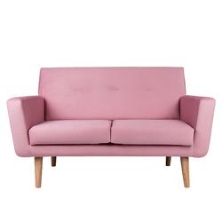 Sofa malmo m różowa
