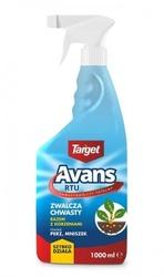Avans rtu spray – środek chwastobójczy totalny – 1 l target