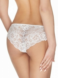 Ewana glamour 036 białe figi