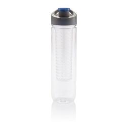 Xd design - butelka tritan 800 ml - niebieska - niebieski