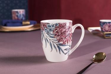 Kubek do kawy i herbaty porcelanowy altom design margo 300 ml