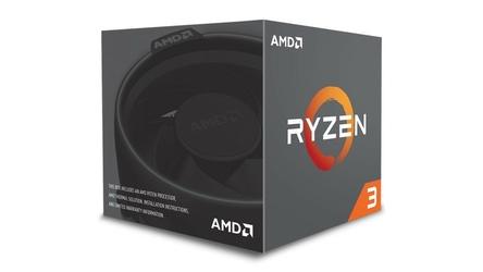 AMD Ryzen 3 1200 3,1GH AM4 YD1200BBAEBOX
