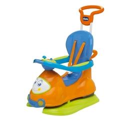 Chicco 4w1 quattro pomarańczowy chodzik dla dzieci