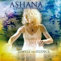 Jewels of silence - ashana cd - czakralne misy kryształowe