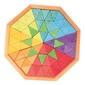 Puzzle wpisane w ośmiokąt 3+, grimms