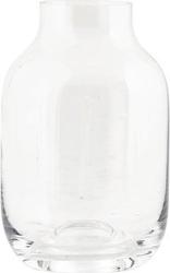 Wazon shaped 14 cm transparentny