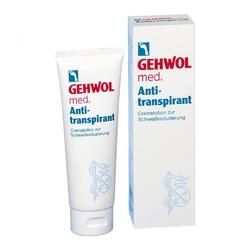 Gehwol med lotion antyperspiracyjny do stóp