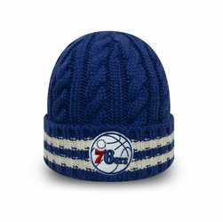 Czapka zimowa New Era NBA Philadelphia 76ers - 12040210