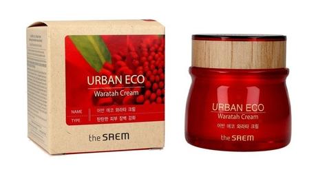 The saem urban eco waratah krem do twarzy - cera delikatna i poszarzała 60ml