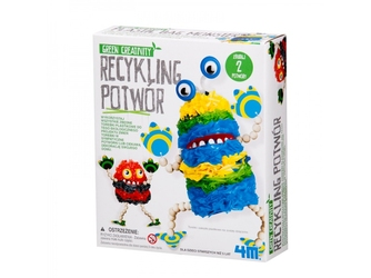 POTWÓR MARIONETKA recykling