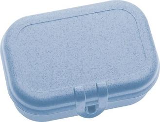 Lunchbox pascal organic s niebieski