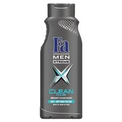 Fa men, clean plus, żel pod prysznic, 400 ml