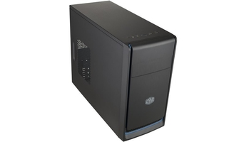 Cooler master obudowa masterbox e300l czarno-srebrna usb 3.0