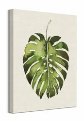 Tropical Leaf I - obraz na płótnie
