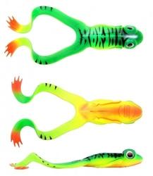 Przynęta spro iris the frog 12cm firetiger