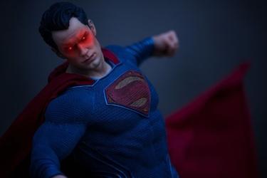 Superman - plakat wymiar do wyboru: 60x40 cm