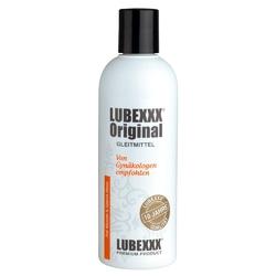 Lubexxx gleitmittel v.arzt empfohlen