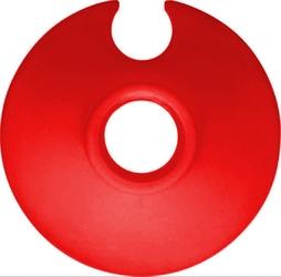 Talerzyk racingowy leki sl czerwony 50 mm