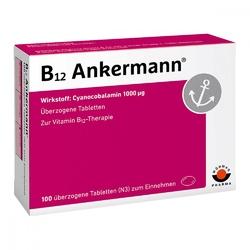 B 12 ankermann drażetki
