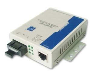 Media konwerter przemysłowy 1100-s sc 10100 singlemode 20km od -10°c do 65°c - szybka dostawa lub możliwość odbioru w 39 miastach