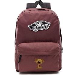 Plecak vans realm backpack custom dog piesek catawba grape - vn0a3ui6ali 295