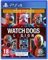 Ubisoft gra ps4 watch dogs legion gold