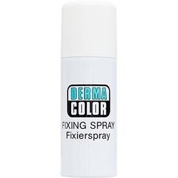 Kryolan fixer spray utrwalacz do makijażu, wodoodporny o lekkiej nieobciążającej formule 150ml